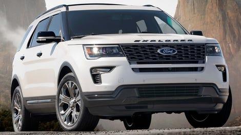 2020 Ford Explorer Police Interceptor Details Revealed In Leaked