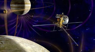 Illustration for article titled We're Going to Investigate Europa's 62-Mile Deep Ocean for Signs of Life