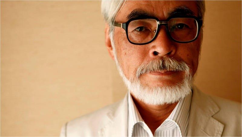 """Miyazaki cree que las caricaturas de Charlie Hebdo fueron un """"error"""""""