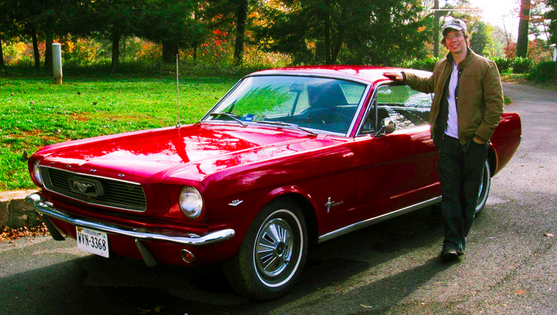 Illustration for article titled Check Out My Secret Neglected 1966 Ford Mustang Live Right Now