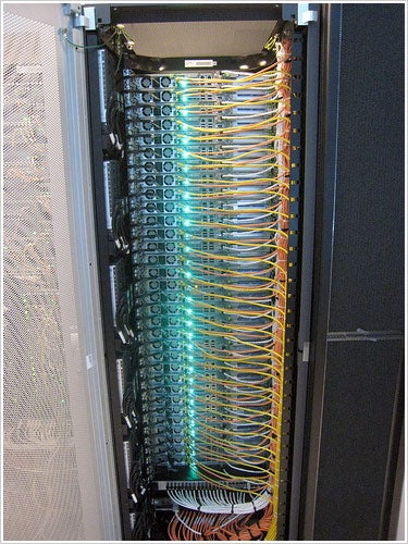 Illustration for article titled Data Center Cabling Masterpieces