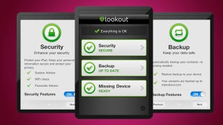 Illustration for article titled Lookout Enhances iPhone and iPad Security with Wi-Fi Check, Remote Management, and More