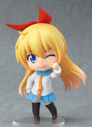 Illustration for article titled Nendoroid Chitoge Kirisaki Preorder Available