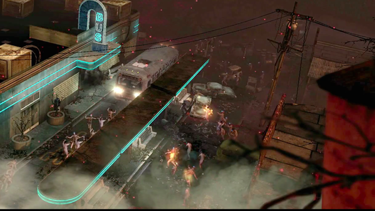 Black Ops II's Zombie Mode: a Bit of Left 4 Dead, a Bit of Adventure
