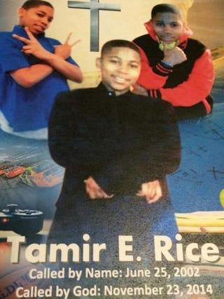 Tamir RiceYouCaring