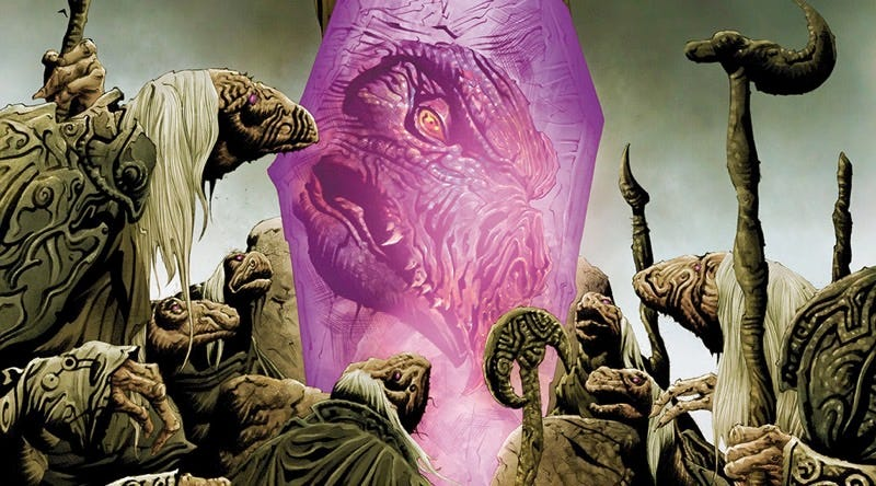 Illustration for article titled The Dark Crystal Sequel Is a Comic Book, Not a Feature Film