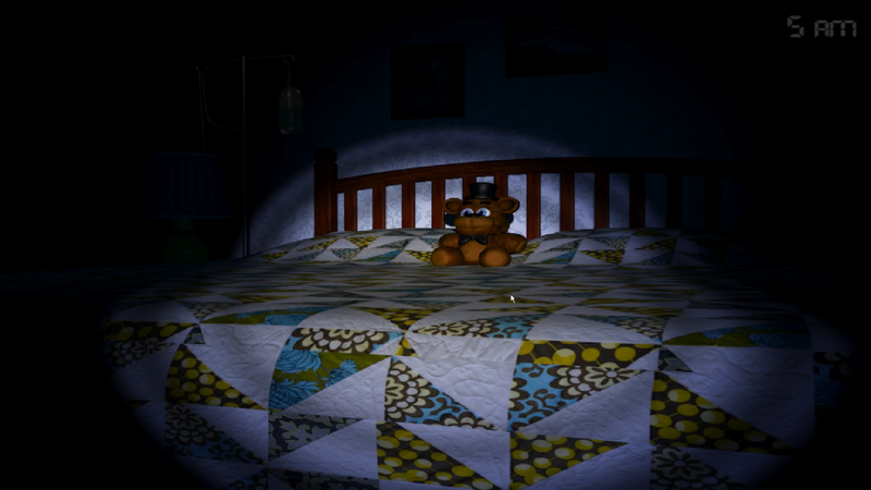 Everything We Know About Five Nights At Freddys 4 So Far