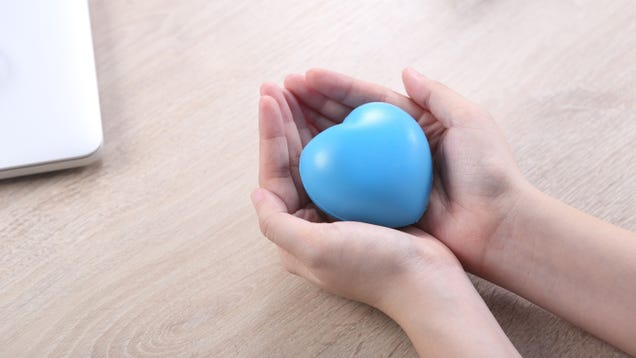 Give Your Kid a Stress Ball to Squeeze During Virtual Class