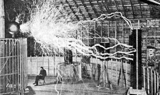 Illustration for article titled Everything You Need to Know About the Madness of Nikola Tesla