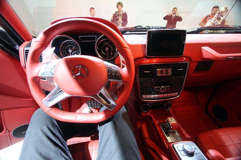 The Brabus B63S700 Is A 755K SixWheeled Luxury World Murderer