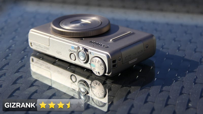 Canon powershot s100 lightning review one hell of a camera one the canon s100like its s series predecessorsis an almost perfect compact camera with some drawbacks stemming from its pocket friendly size sciox Images