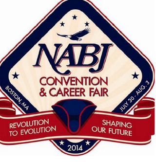 NABJ Convention & Career Fair logoTwitter screenshot