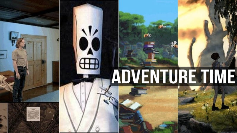 Illustration for article titled Are These The 100 Best Adventure Games of All Time?
