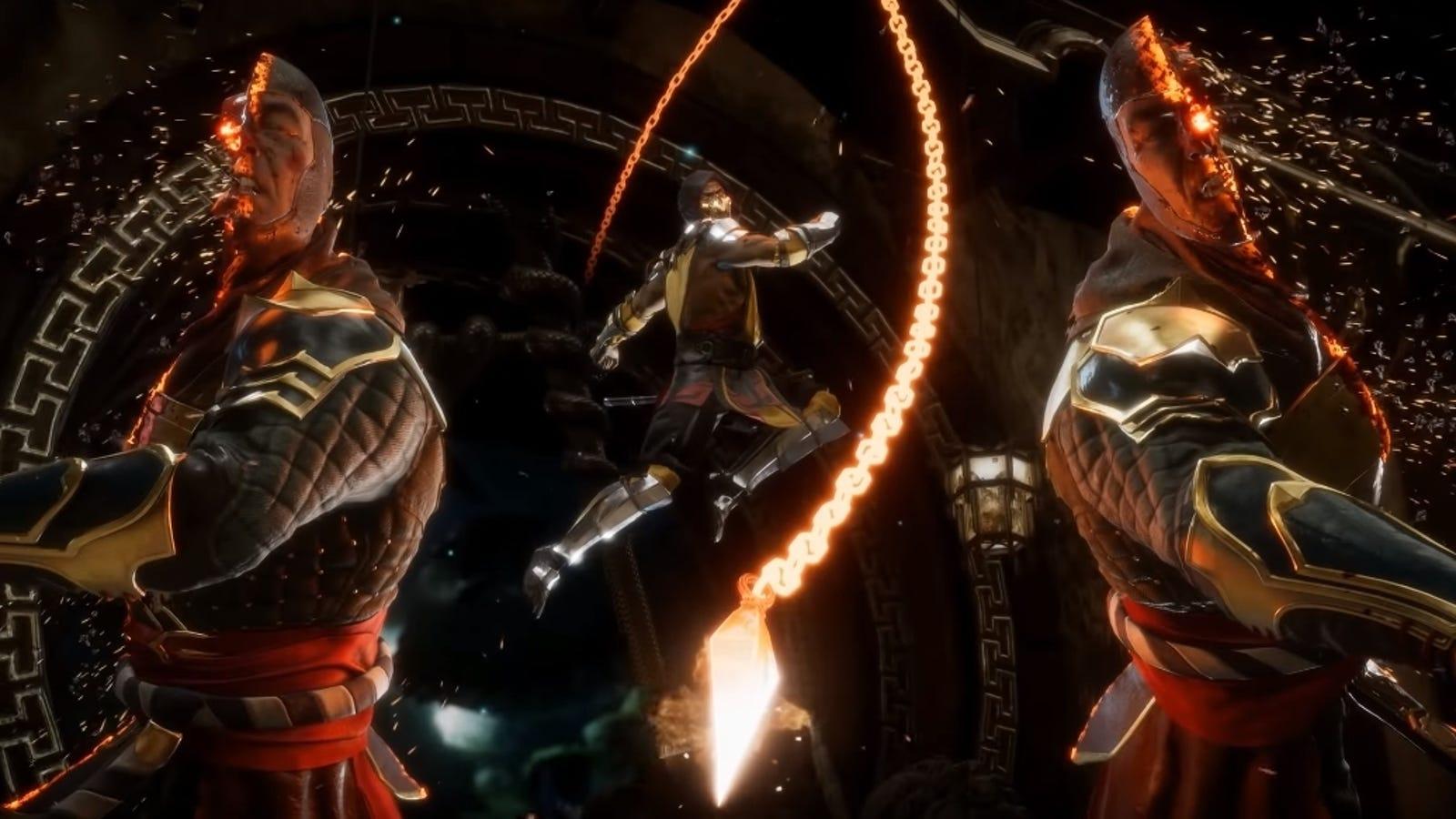 Mk11 Wallpaper: The Keys To A Good Mortal Kombat Fatality: Rhythm And Humor