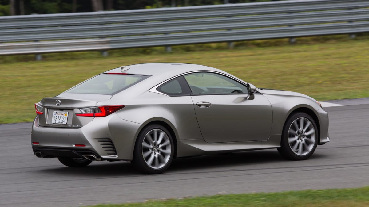 Lexus Rc The Ultimate Buyer S Guide