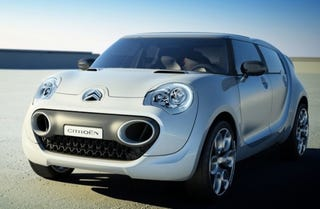 Illustration for article titled Citroen C-Cactus Being Considered For Production