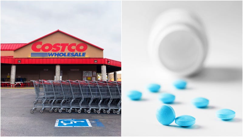 Illustration for article titled Court rules man can sue Costco for disclosing his erectile-dysfunction prescription
