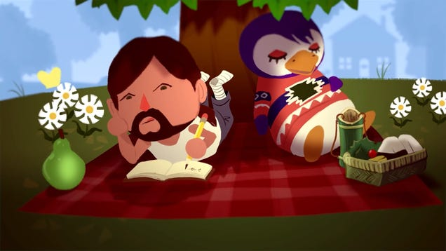 A Delightful Tour Of Danny Trejo s Animal Crossing Island