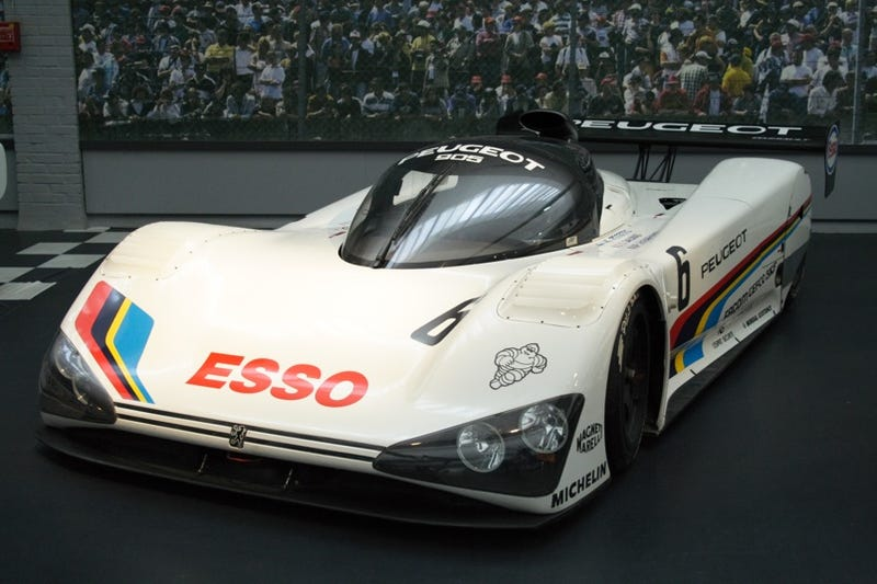 peugeot 905 the frenchies 39 other le mans winner. Black Bedroom Furniture Sets. Home Design Ideas