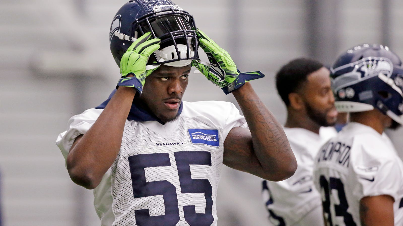 Frank clark News Video and Gossip Deadspin