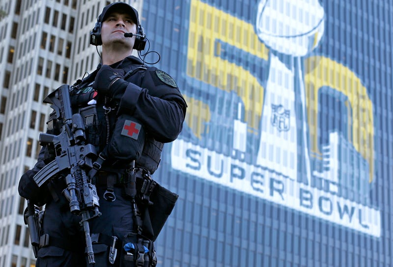 Illustration for article titled The Massive Homeland Security Operation That Is The Super Bowl