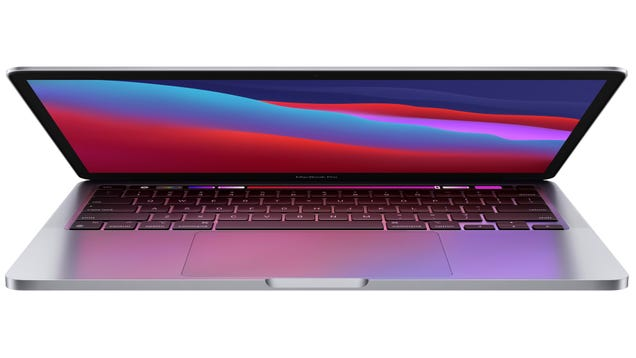 Apple s New 13-Inch MacBook Pro with M1 Promises to Destroy Its PC Rivals
