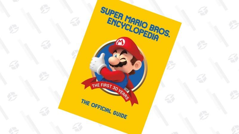 Super Mario Bros. Encyclopedia | $20 | Amazon