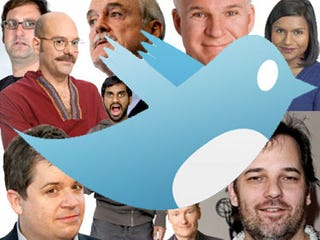 Illustration for article titled 100 Comedians You Should Be Following on Twitter
