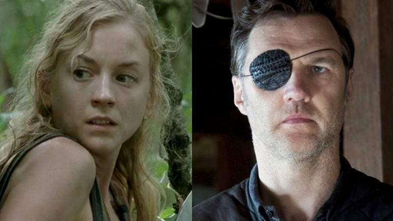 Illustration for article titled The Walking Dead's David Morrissey and Emily Kinney get new jobs