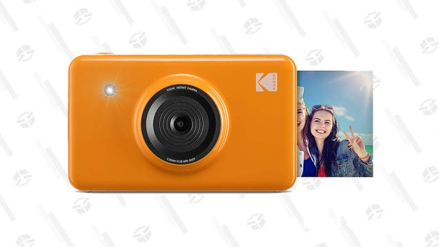 The Kodak Mini Shot Instant Camera Is Down To A Low $60