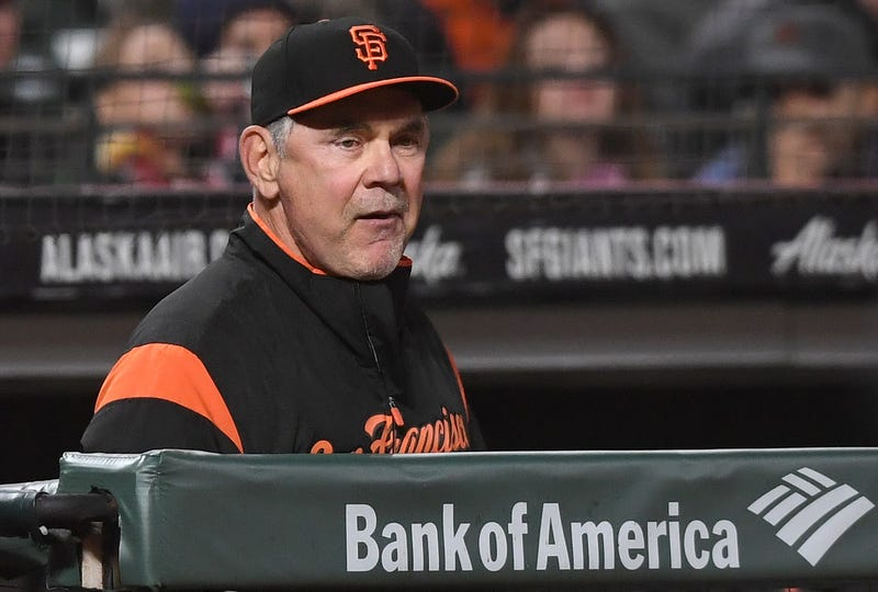 Illustration for article titled Bruce Bochy Knew When To Get Out Of The Way