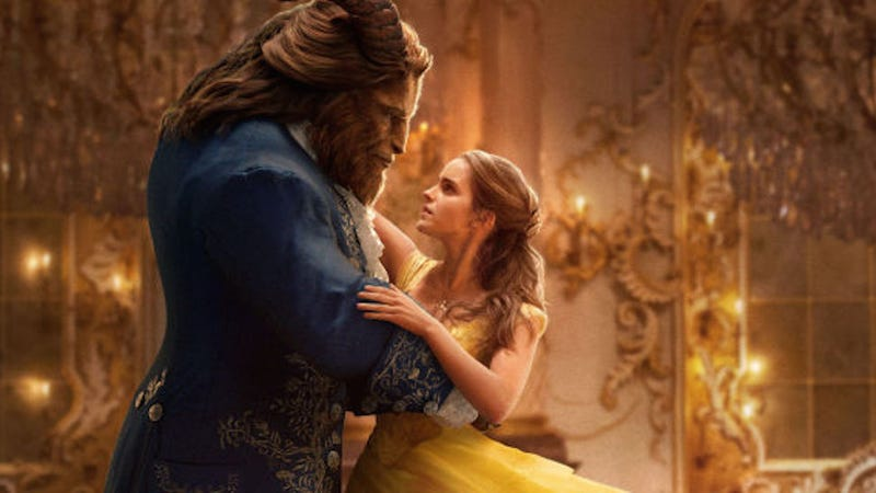 'Beauty and the Beast' fans have a ball at the drive