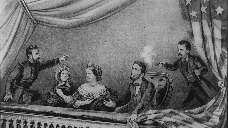 Illustration for article titled Lost Report of Lincoln Assassination Physician Found After 147 Years