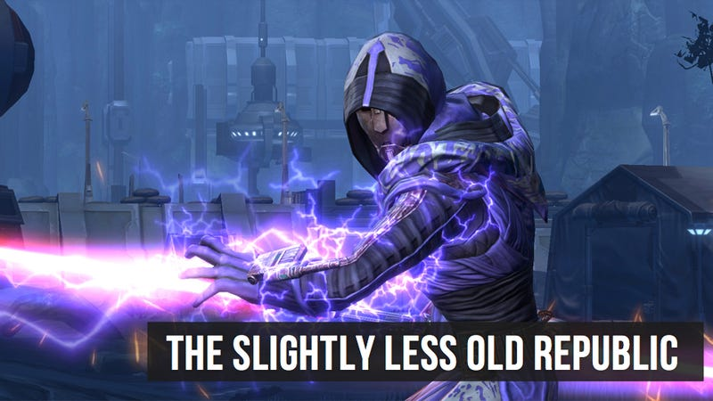 Illustration for article titled Star Wars: The Old Republic Will Improve the Following Features Later...