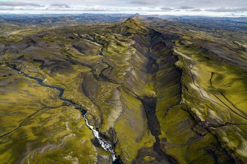Illustration for article titled El milagro que convirtió a Islandia al cristianismo fue, en realidad, una erupción volcánica descomunal