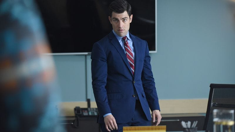 """Max Greenfield as a character you no longer have to call """"Schmidt"""" if you don't want to (Photo: Ray Mickshaw/FOX)"""