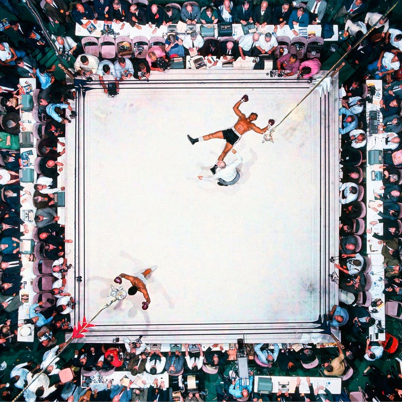 Illustration for article titled How Neil Leifer Shot His Most Famous Boxing Photos
