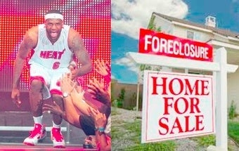 Illustration for article titled LeBron James Is Going To Fix The South Florida Housing Market