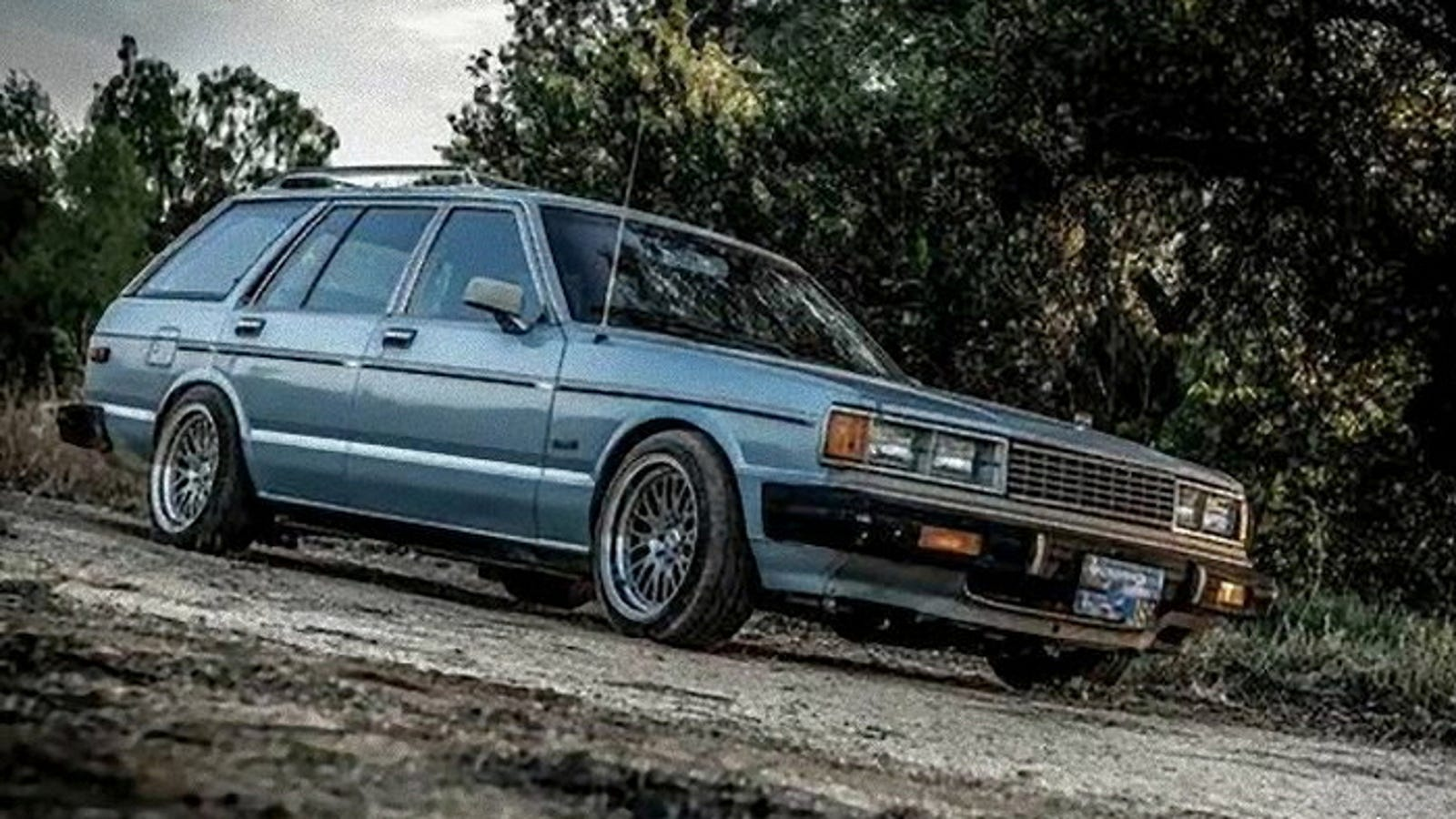 Could This 1982 Datsun Maxima S Rb25det Make It Worth 10 000