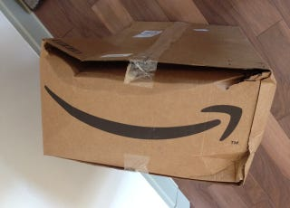Illustration for article titled $79 a year for all your stuff delivered in two days: Amazon Prime wins