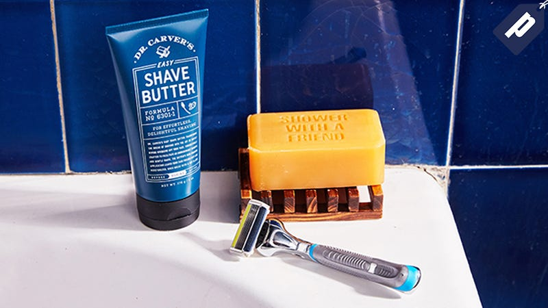 Illustration for article titled Get A Free Month of Dollar Shave Club Razors With Your Shave Butter ($8)