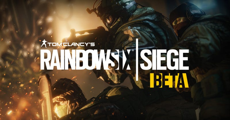 Illustration for article titled Rainbow Six Siege: Open Beta First Impressions