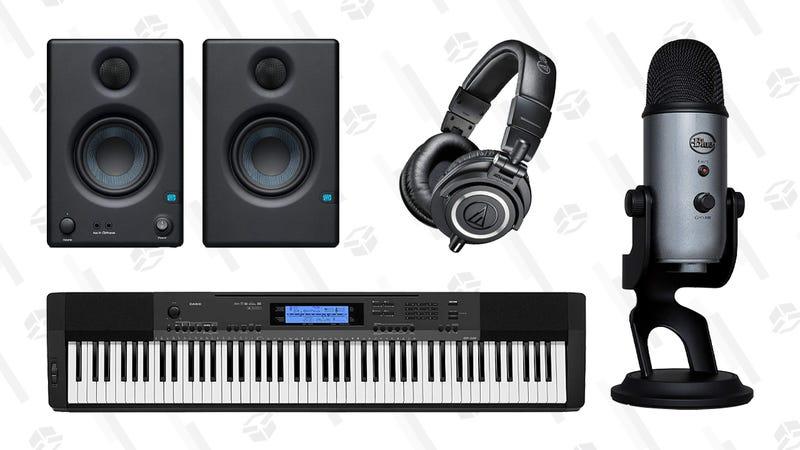 Audio Gold Box | Amazon