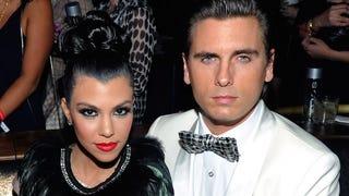 Scott Disick Might Be Cheating on Kourtney Kardashian Right Now