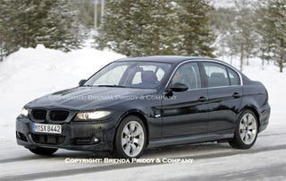 Illustration for article titled 2009 BMW 3-Series To Undergo Plastic Surgery