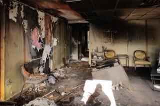 The interior of Flood Christian ChurchNBC News