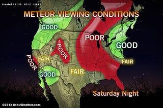 Illustration for article titled Meteor shower!