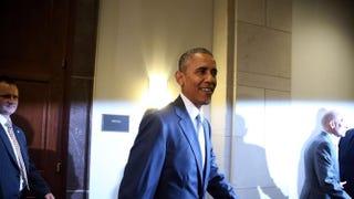 President Barack Obama in Washington, D.C., in June 2015Mark Wilson/Getty Images