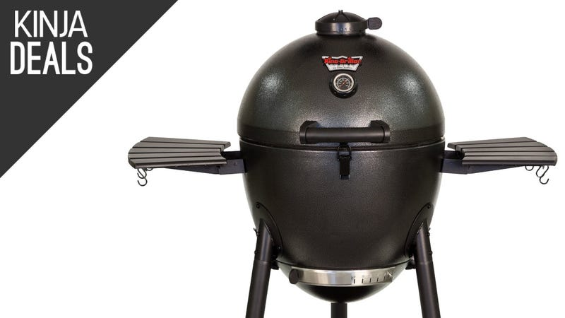 Big Green Egg Alternative