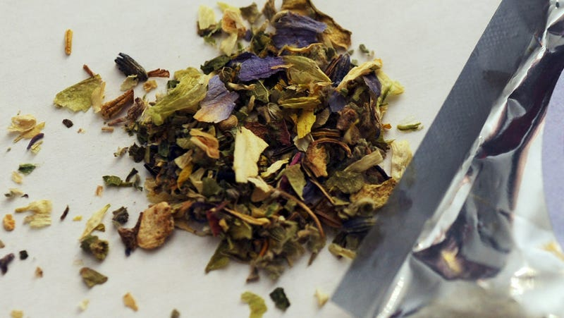 Maryland health officials reported that at least one person has come down with serious, uncontrollable bleeding after taking synthetic pot.